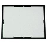"8.5"" x 11"" EZ Mount Document Frame Glass Face, Black"