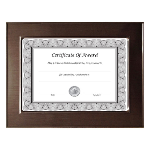 Metal Master Series Document/Photo Frame