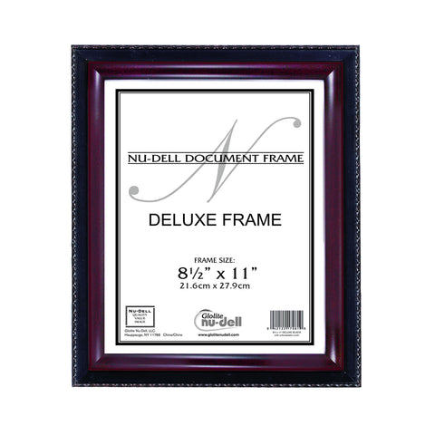 Executive Document Certificate Frame