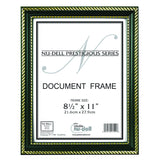Prestigious Traditional Document Frame Glass Face