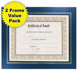 Leather Grain Certificate Frame