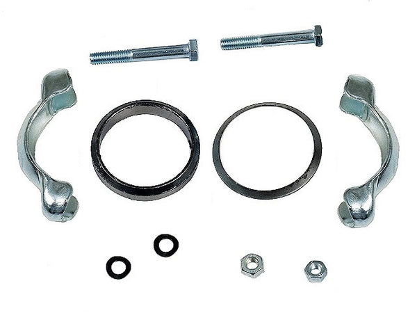 Tail Pipe Securing Clip Kit