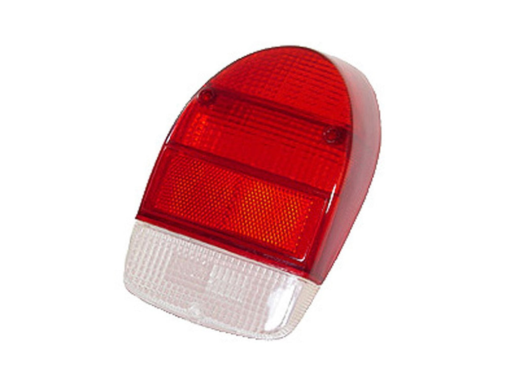 Tail Light Lens (Red/White)