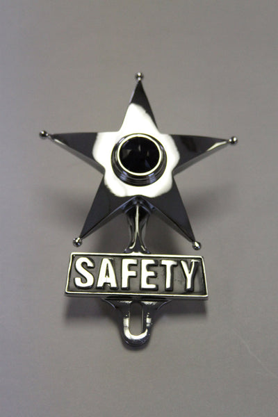 Safety Star (Blue)