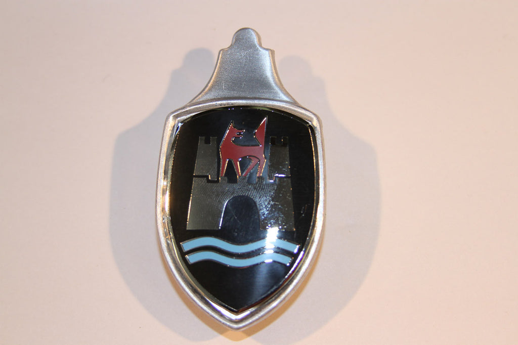 Hood Badge (Black)