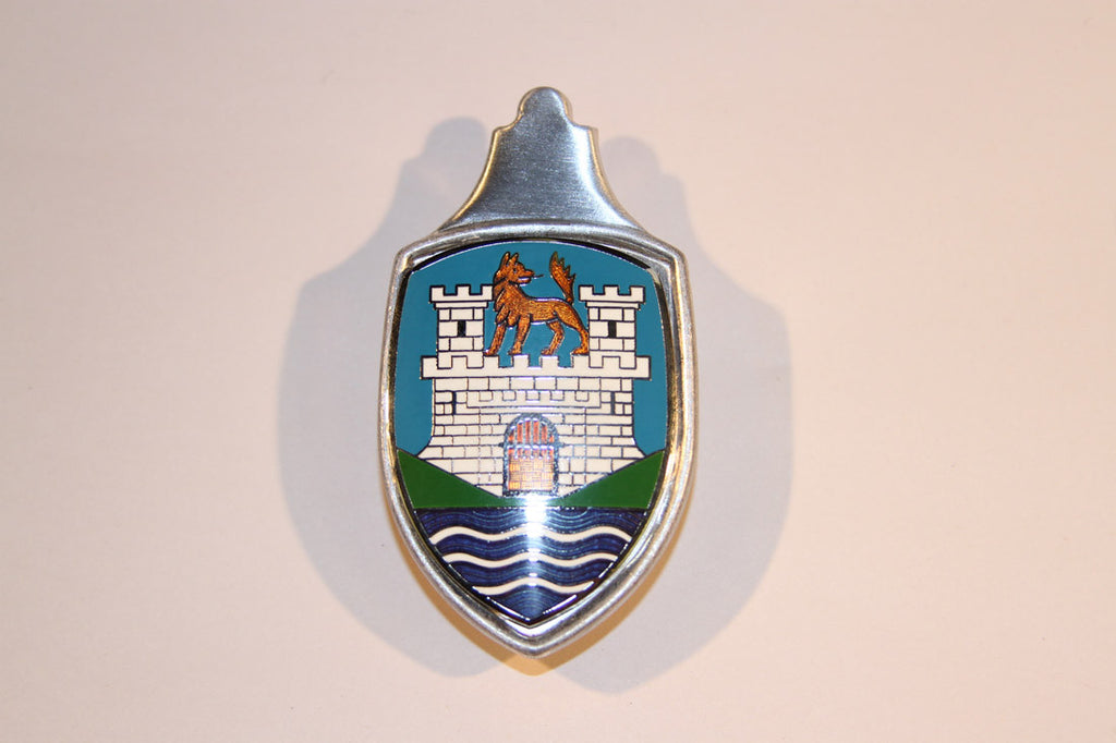 Hood Badge (Blue)