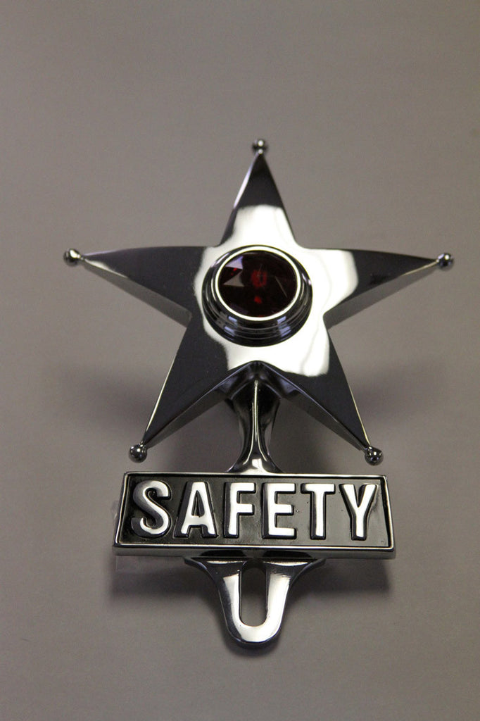 Safety Star (Red)