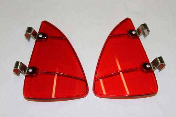 Vent Wing Window Breezee (Red)