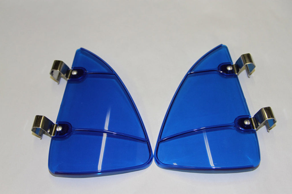 Vent Wing Window Breezee (Blue)