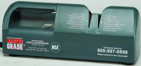 Heavy Duty Commercial Knife Sharpener 110V NSF and UL Commercial Certified