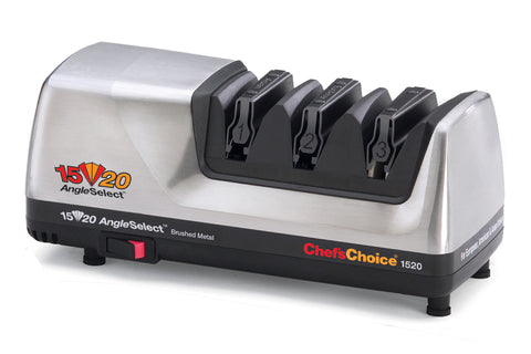 Chef's Choice Angle Select Electric Knife Sharpener Model 1520BM