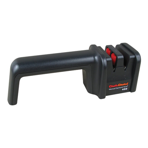 Chef'sChoice Diamond Hone Manual 2 Stage Knife Sharpener