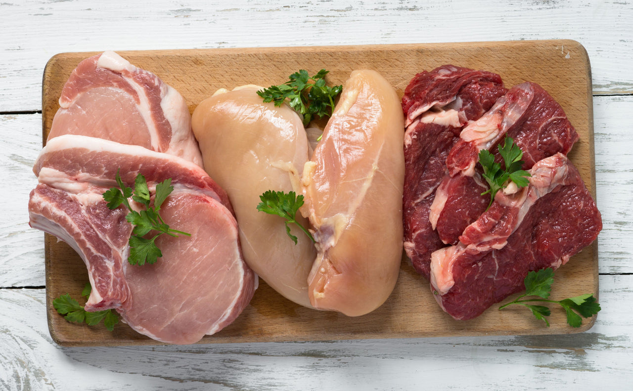 Medium Share Meat CSA Program. Every Other Month