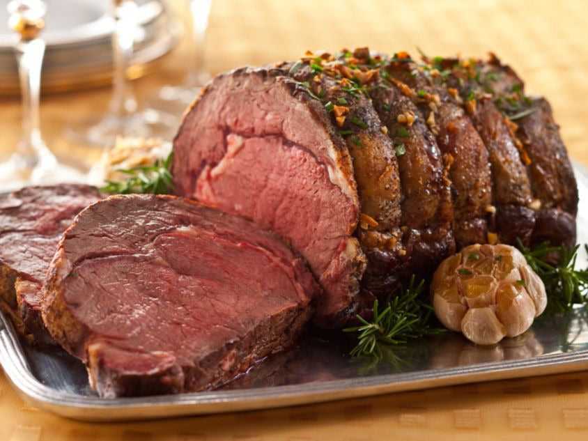 Prime Rib Roasts, Boneless. Preorder for Pickup or Shipping (Delivery Not Available)