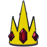 Ice King Crown Pin