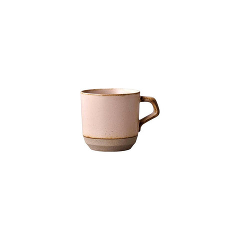 KINTO Ceramic Lab Small Mug 300ml - Pink