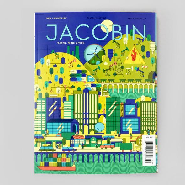 Jacobin #26 Earth, Wind & Fire