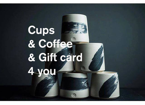 KK Ceramic Cup Gift Pack