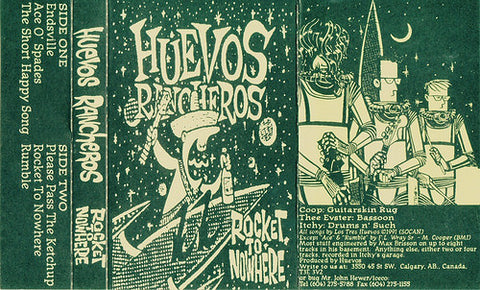 Huevos Rancheros - Rocket to Nowhere (1992)