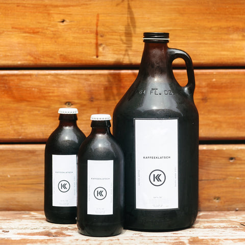 64 fl. oz. Cold Brew Growler