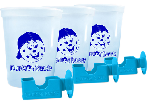 3-Blue Dunking Buddy Combo Pack