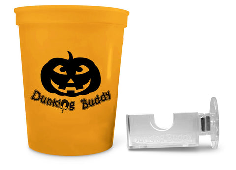 Color changing orange dunking buddy single