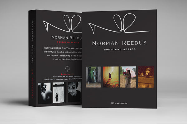 Norman Reedus: Postcard Series (126420811800)