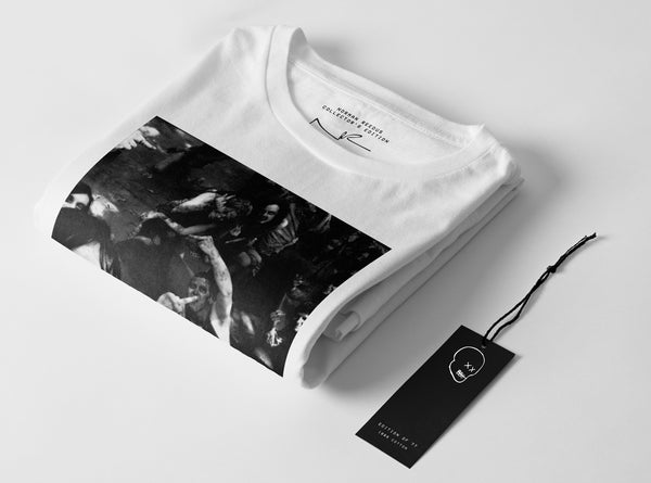 Collector's Edition T-Shirt #1 - THANKS (1732747853895)
