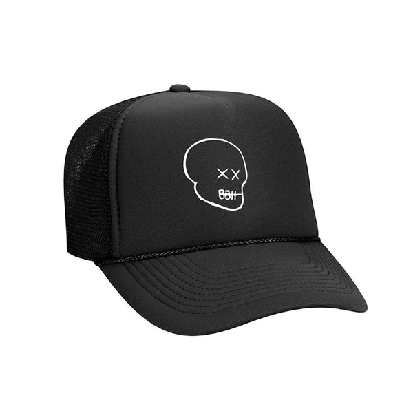 Big Bald Head Trucker Hat (4779096408135)