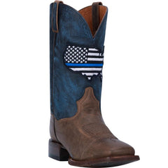 Men's Dan Post Thin Blue Line Boot #DP4515