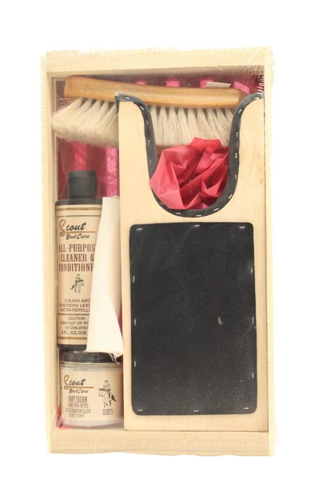 M&F Western Products Boot Care Gift Pack #04064