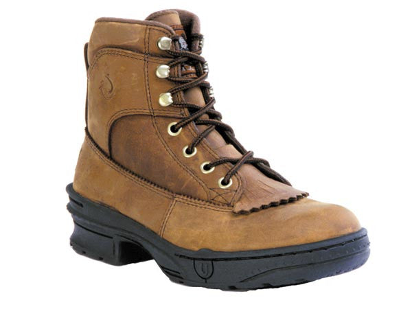Men's Roper Crossrider Horseshoe Boot #09-020-0360-0503BR