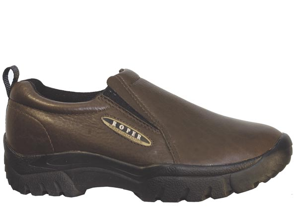 Men's Roper Performance Sport Slip-On Shoe #09-021-0601-8206BR (Wide Width)