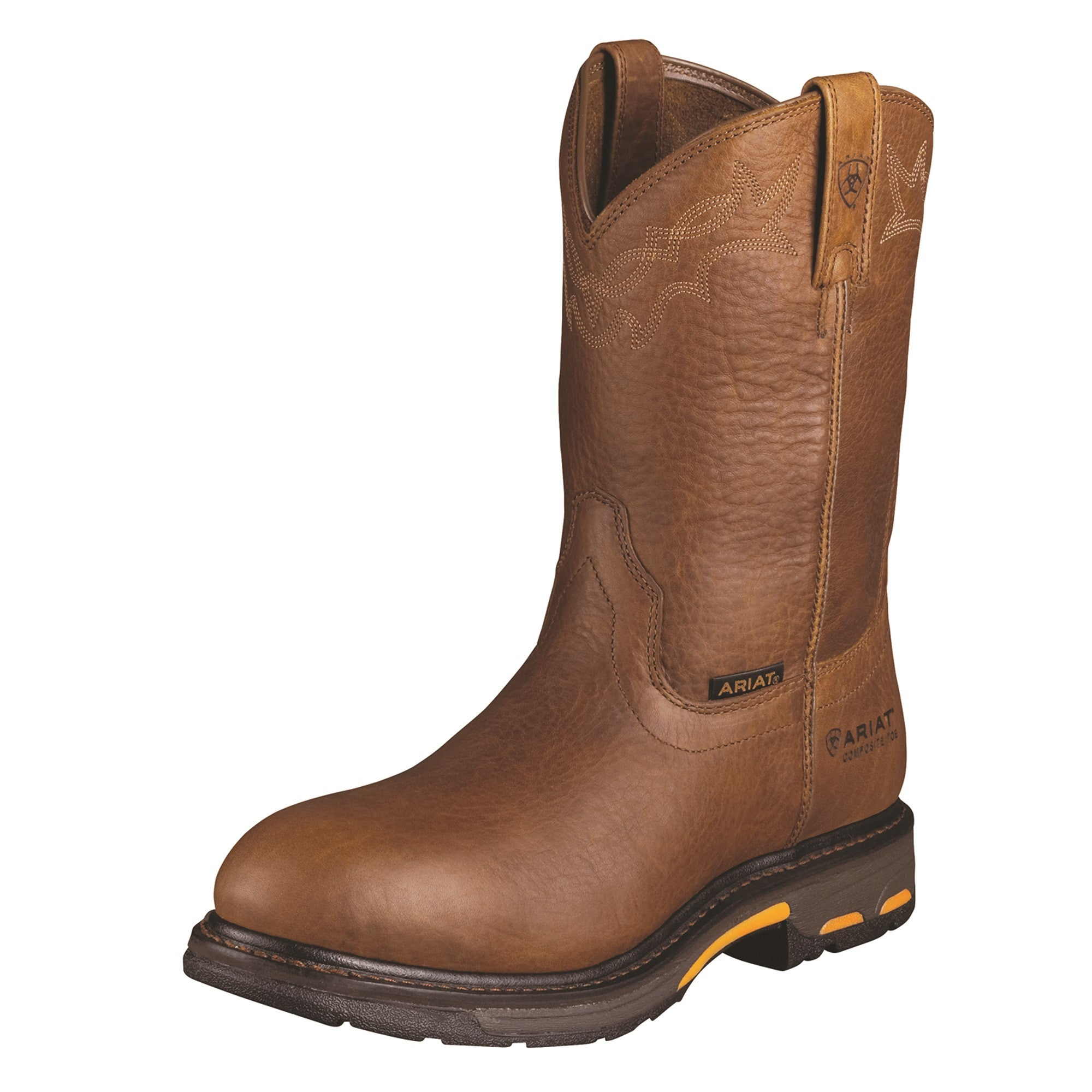 Men's Ariat WorkHog Composite Toe Work Boot #10001186-C
