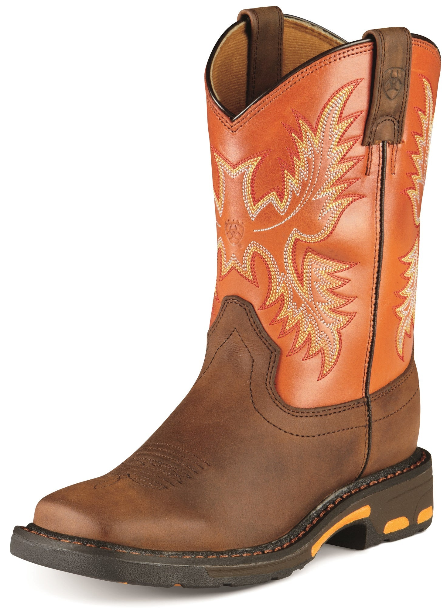 Children's/Youth's Ariat Workhog Boot #10007837 (8C-6Y)