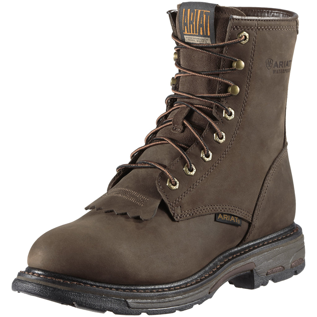 Men's Ariat WorkHog Waterproof Work Boot #10011939