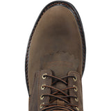 "Men's Ariat WorkHog 8"" H20 Composite Toe Work Boot #10011943"