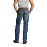 Men's Ariat Fire Resistant M4 Low Rise Boot Cut Jean #10016173