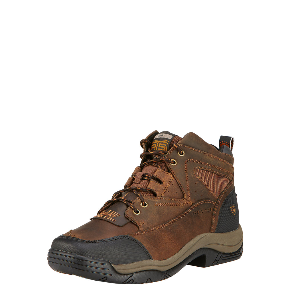 Men's Ariat Steel Toe Terrain Shoe #10016379
