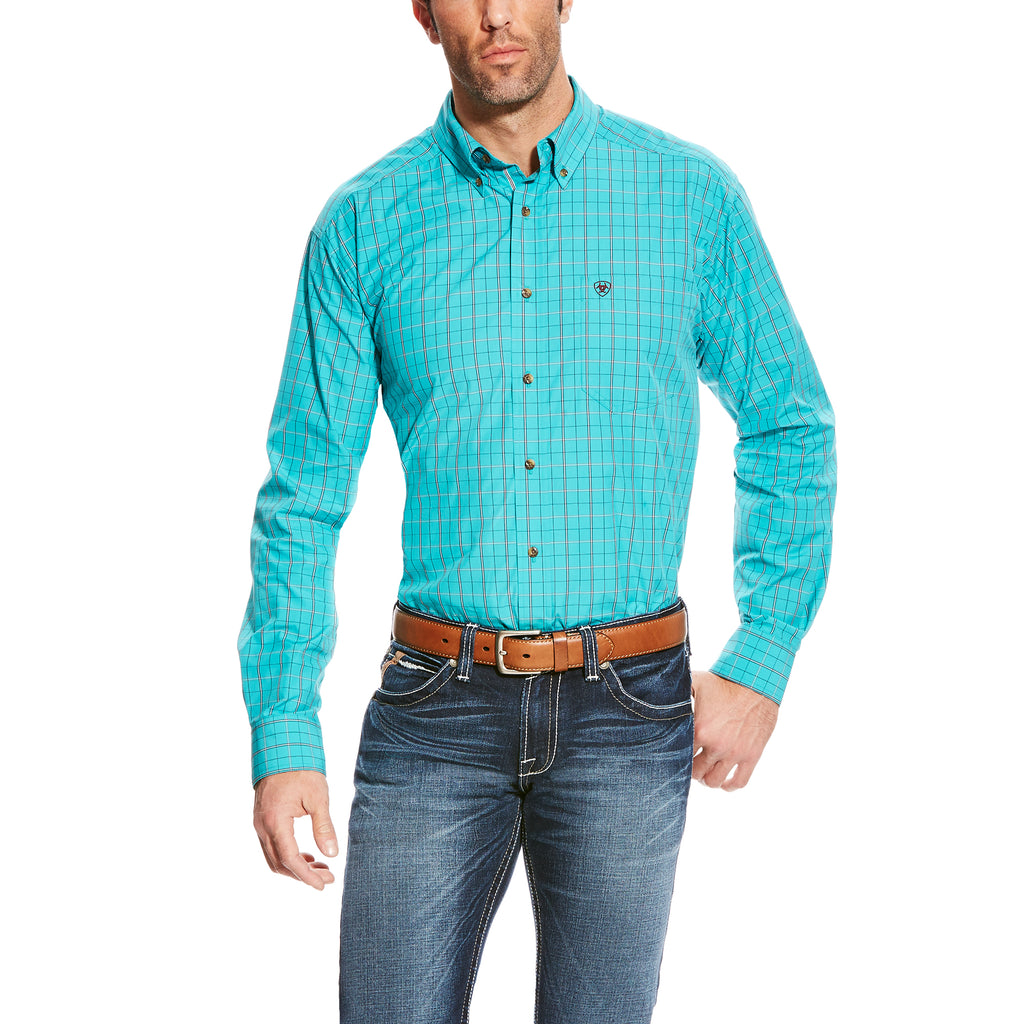 Men's Ariat Ashland Button Down Shirt #10021071-C
