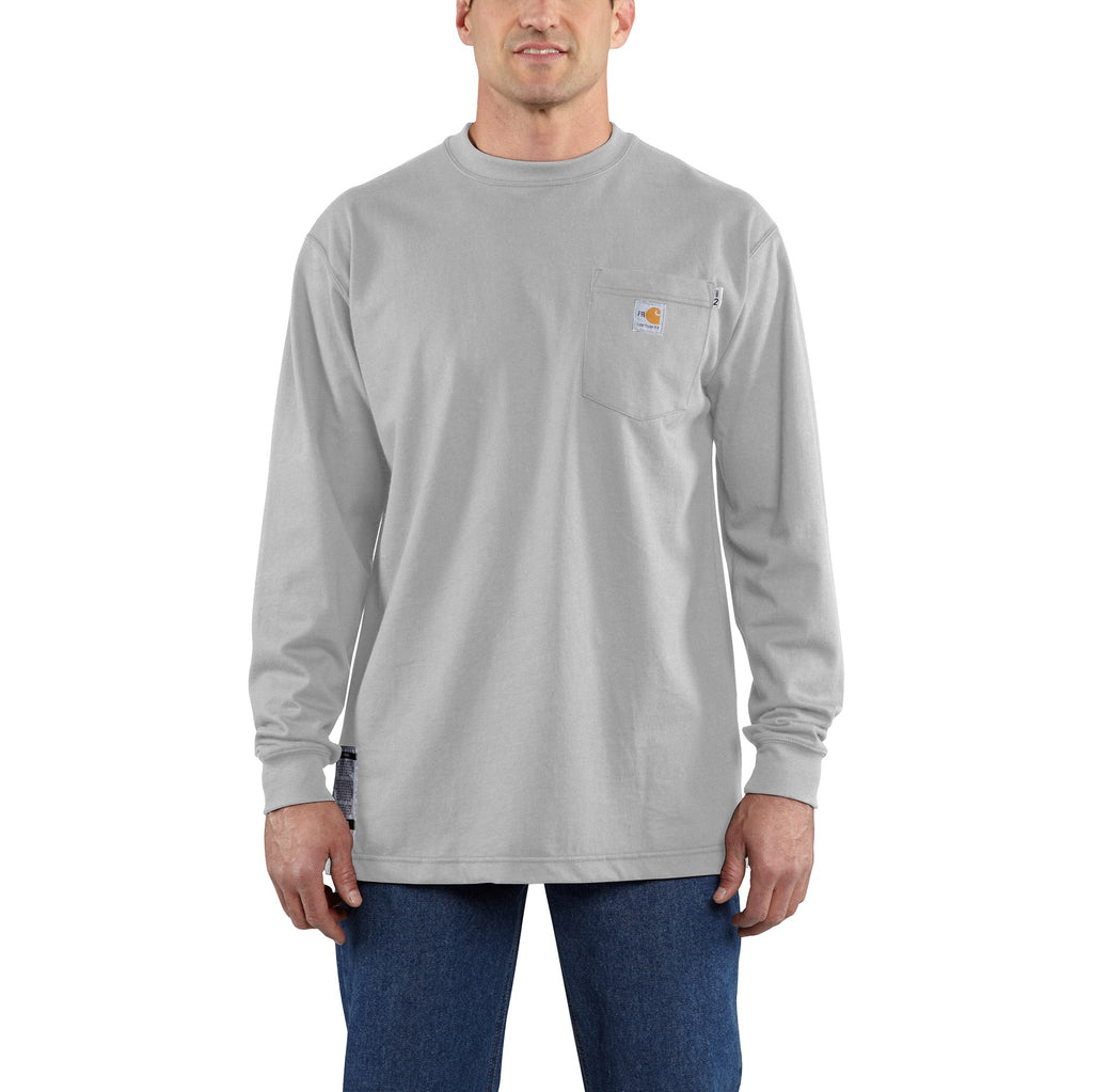 Men's Carhartt Flame Resistant T-Shirt #100235-051X (Big and Tall)