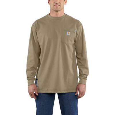 Men's Carhartt Flame Resistant T-Shirt #100235-250