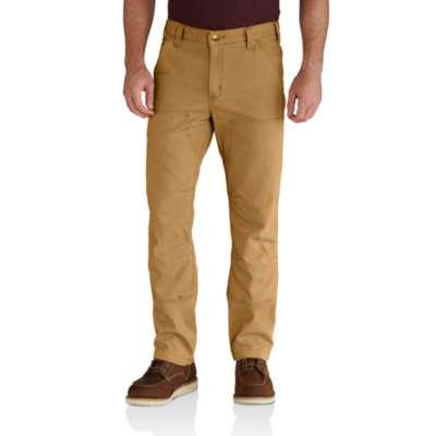 Men's Carhartt Rugged Flex Rigby Double Front Work Pant #102802-918