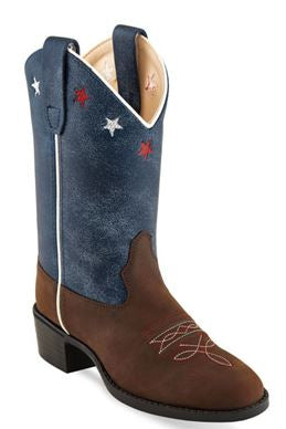 Children's Old West Western Boot #1108 (8.5C-3C)
