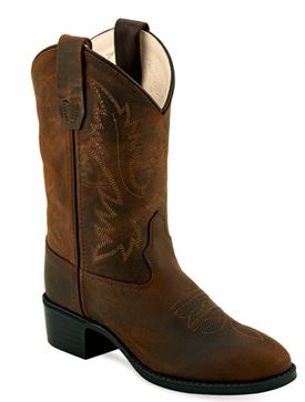Children's Old West Western Boot #1109 (8.5C-3C)