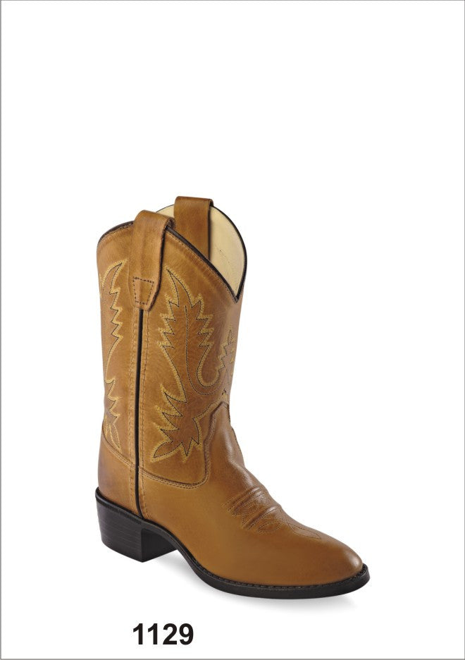 Children's Old West Western Boot #1129 (8.5C-3C)