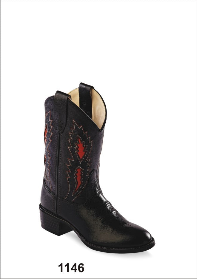 Children's Old West Western Boot #1146-C (8.5C-3C)