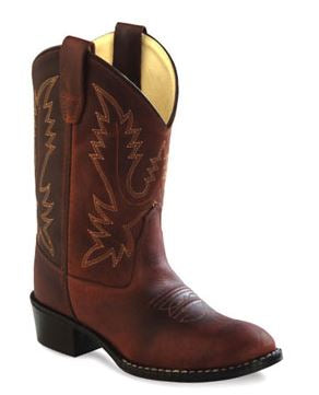 Children's Old West Western Boot #1152 (8.5C-3C)