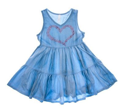 Girl's Vocal Dress #14436KIDS