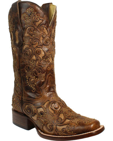 Women's Corral Western Boot #A3326